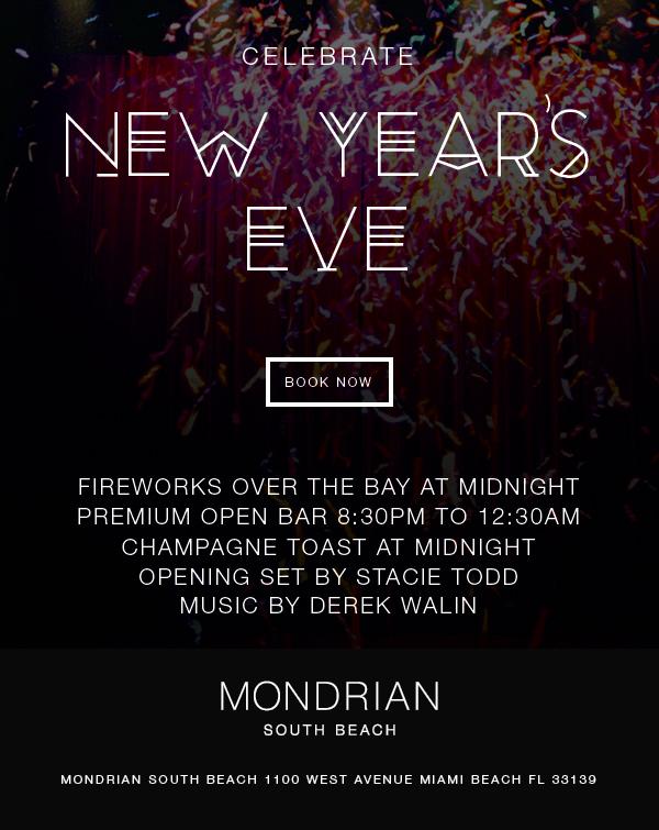 Mk casino new years eve